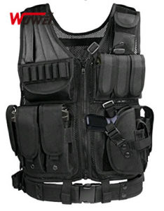 SWAT Tactical Vest Law Enforcement Vest BX-T-WW03 pictures & photos