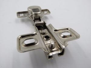 26mm Two Hole Hinge Normal Type Concealed Hinge Nickel Color pictures & photos