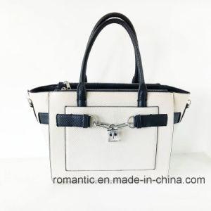 Classical Fashion Design Lady PU Snake Handbags (NMDK-052503)