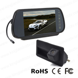 7inches Reversing Mirror Monitor with Reverse Camera