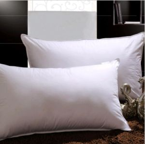Supersoft Down Alternative Anti-Irritation Microfiber Pillow pictures & photos