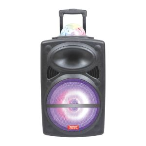 Feiyang/Teimeisheng Popular Cheaper Rechargeable Bluetooth Speaker with LED Ball--LA-0216D pictures & photos