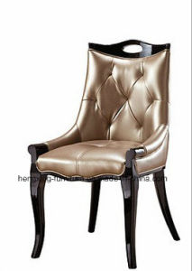 Project Fabric Couch Sofa Living Room Leisure Hotel Chair (HX-AC110) pictures & photos