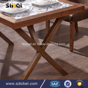 China Manufacture of Dining Table Sbe-CZ0615 pictures & photos
