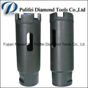 Matrix Segment Granite Stone Concrete Dry Diamond Drill Core Bit pictures & photos