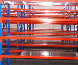 Powder Coated Warehouse Storage Shelving pictures & photos