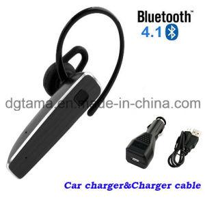 Universal Wireless Bluetooth Car Kit Handsfree Headset Earphone pictures & photos