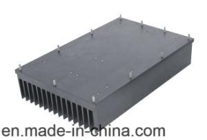 Anodizing Alunimum/Aluminimum Extrusion Alloy Profile Heat Sink pictures & photos