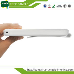 Metal Hook Function 5000mAh/4000mAh/10000mAh Rechareable Emergency Power Bank pictures & photos