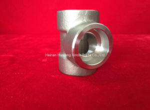 High Pressure Weld Socket Pipe pictures & photos