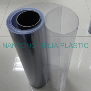 PVC Transparent Rigid Plastic Sheet Thermoforming pictures & photos