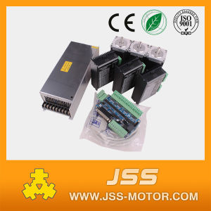 3 Axis CNC NEMA23 Hybrid Stepper Motor Kits in China pictures & photos