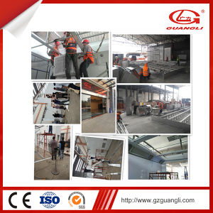 High Standard Automotive Spray Paint Baking Booth Water Based Device for Option (GL4-CE) pictures & photos