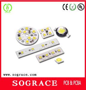 Free Design Rigid Aluminum 94V0 LED PCB for LED