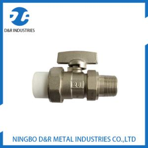 High Quality Hand Brass Valve pictures & photos