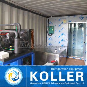 5 Tons/Day Containerized Ice Block Machine (MB50) for Easy Transport pictures & photos