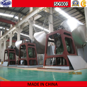 Series Double Tapered Rotary Vacuum Dryer / Vacuum Food Dryers pictures & photos