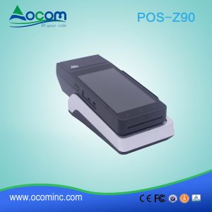 (POS-Z90) Mobile Handheld POS Terminal with Thermal Printer with EMV pictures & photos