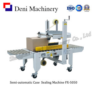 Semi-Automatic Box Sealing Machine Fx-5050