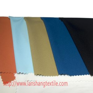 Spandex Play Two Way Nylon Fabric for Trousers Suit Dress pictures & photos