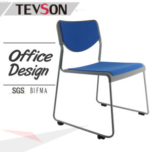 Stackable Meeting Room Training Chairs Without Armrest pictures & photos