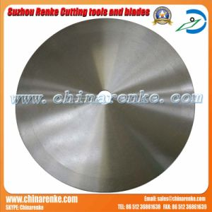 "Circular Stainless Steel 10"" Cutting Saw Blade for Paper Machine pictures & photos"