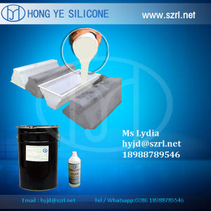 Liquid Silicone Rubber for Formwork Panel Molding Made in China pictures & photos