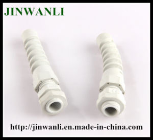 IP68 Nylon Spiral Strain Relief Cable Gland pictures & photos