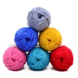 DIY Knitting Milk Cotton Yarn pictures & photos