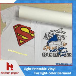 Solvent Heat Transfer Paper/Vinyl for Garment