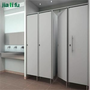 Jialifu Stainless Steel Toilet Cubicle Partition for Sale pictures & photos
