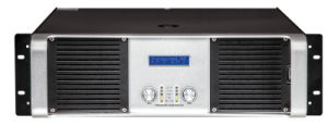 (7000 Series) Class H Professional Amplifier with Display Board
