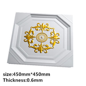 2016 Fashion Style Oil Rub Resistance Aluminum Ceiling Panel (RN-83) pictures & photos