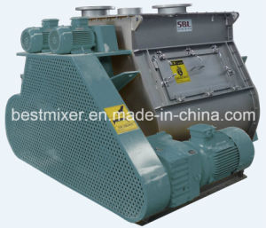Double Shaft High Efficient Paddle Mixer pictures & photos