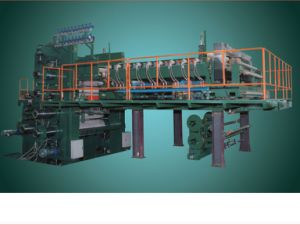 5 Roll Calender Line for PVC Sheet Production pictures & photos