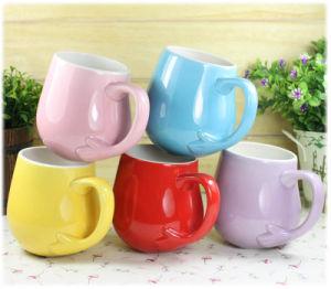 Wholesale Promotional Custom Shape Ice Cream Mug pictures & photos