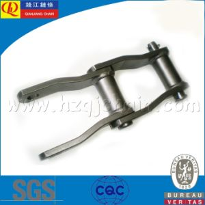 Wh124 Narrow Series Welded Crank-Link Mill Chain pictures & photos