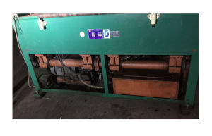 Used Tai Wan Ying Hui Automatic Press Cliker Die Cutting Machine (YG-501) pictures & photos