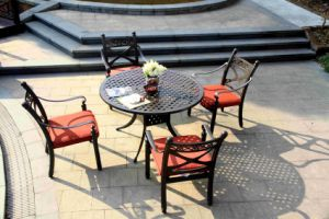 New Collocation Outdoor 5 PC Dining Sets Furniture pictures & photos
