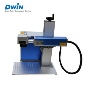 20W Portable Mini Metal Fiber Laser Marking Marker for Sale pictures & photos