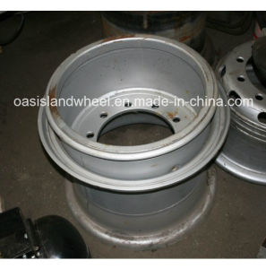 Heavy-Duty Truck Wheel 21-18.00/1.7, 23-18.00/1.7 pictures & photos