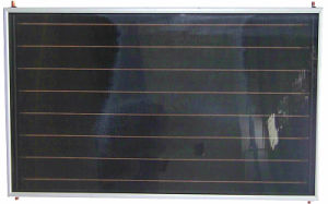 High Technology High Pressure Flat Plate Solar Collector pictures & photos