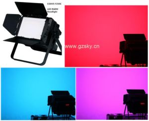 250W RGBW Flood Soft Light pictures & photos