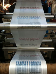 Yt Series Flexo Printing Machine pictures & photos