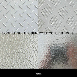 High Quality Aluminium Stucco Embossed Plate