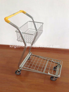 Shopping Trolley for Fruits and Vegetables (JT-E04) pictures & photos