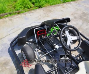 168cc 200cc 270cc Hydraulic Brake Cheap Racing Go Kart with Chain Drive pictures & photos