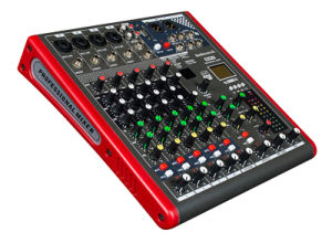 Hot 12 Channels Professional Audio Mixer Klm6 pictures & photos