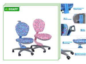 Metal Top Quality Swivel Safe Kiddie Chair Children Chairs pictures & photos