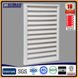 100 Aluminium Shutter Door (100 LOUVER SERIES) pictures & photos